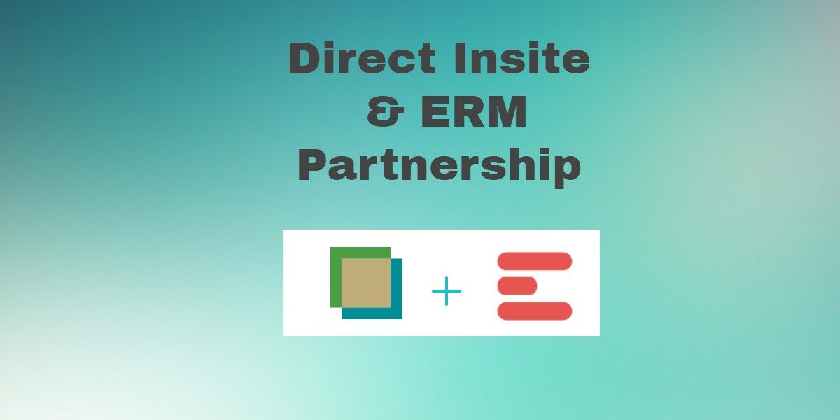 ERM and Direct Insite Strategic Partnership