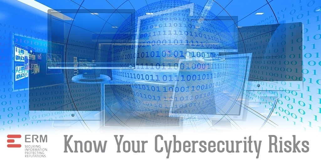 Cybersecurity firm press release - know your risks